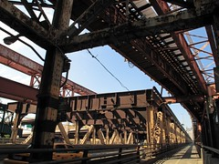 Under the Elevated Tracks