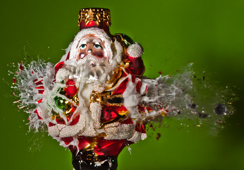 Santa Go Boom