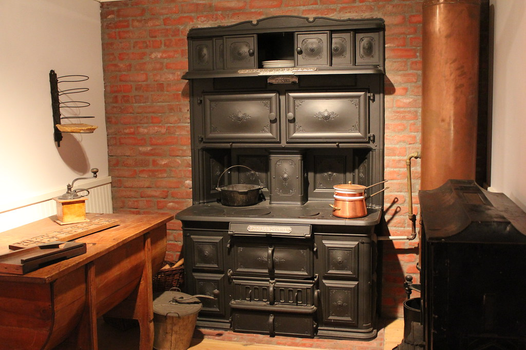 Spicer's & Peckham's Coal Cook Stove