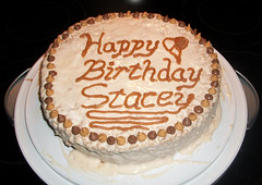 """Stacey Poole's 2010 Birthday """"Cake"""""""