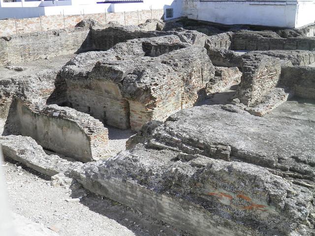 Termae (small baths), Italica