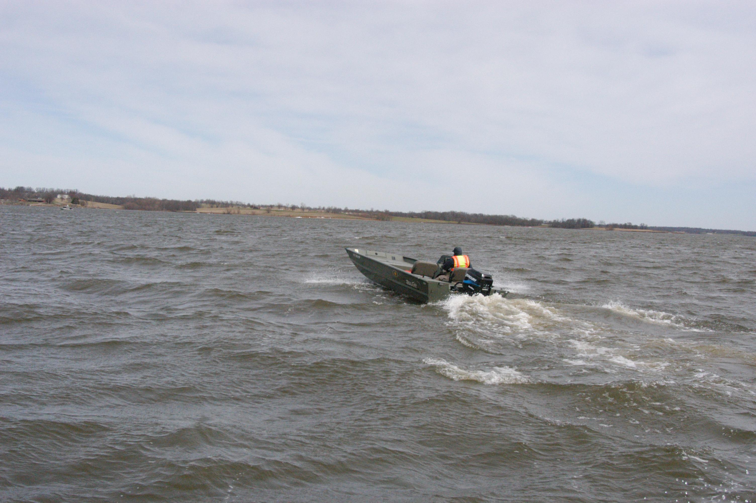 Missouri State Water Patrol 62
