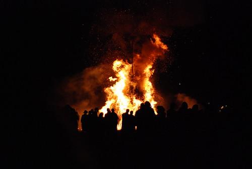 Guy Fawkes Night 2010 - Battle