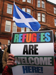 Refugees Are Welcome in Scotland