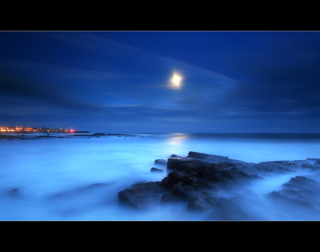 Anstruther Moonlight