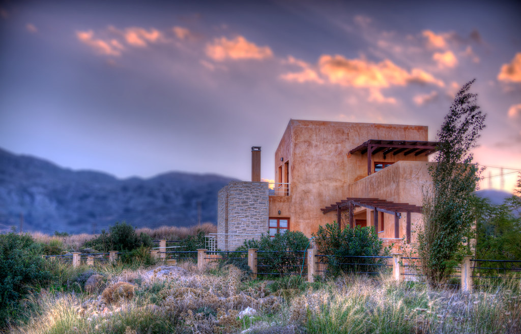 House in hdr