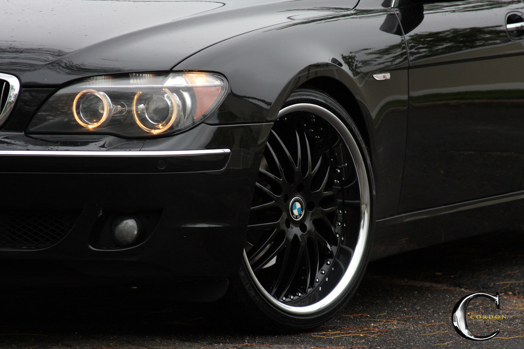 BMW 750LI Cordon Wheels CR 22