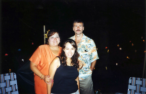 Dad's 50th Birthday Luau 1999