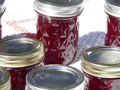 lekvar, mason jar, food preservation, food, fruit preserve, canning,