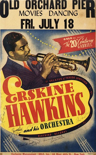 Erskine Hawkins & His Orchestra by paul.malon