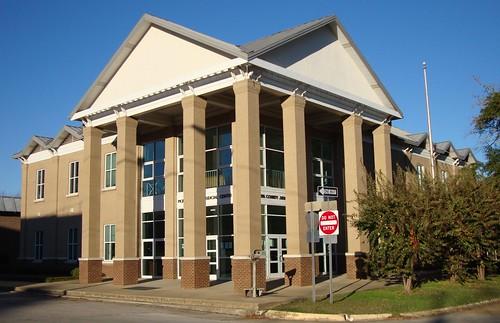 Pickens County Courthouse (Carrollton, Alabama)
