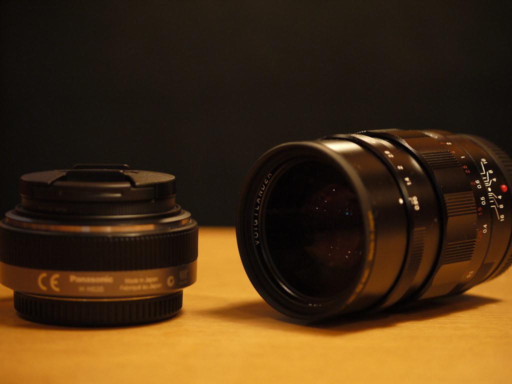 My Standard Lens