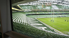 The Aviva Stadium - Lansdowne Road, Dublin