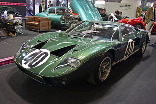GT40.