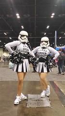 First Order Cheerleaders