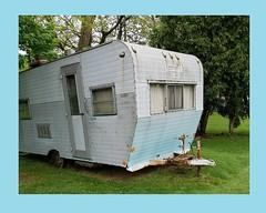 Vintage Keystone Camper