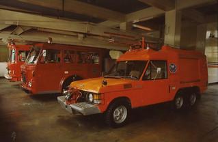 Wellington Fire Service Vehicles