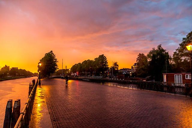 Bijzondere luchten boven Utrecht