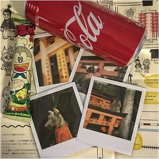 Japan Instant memories (Fushimi Inari)