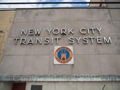 MTA Castleton Depot, Port Richmond, Staten Island, New York City