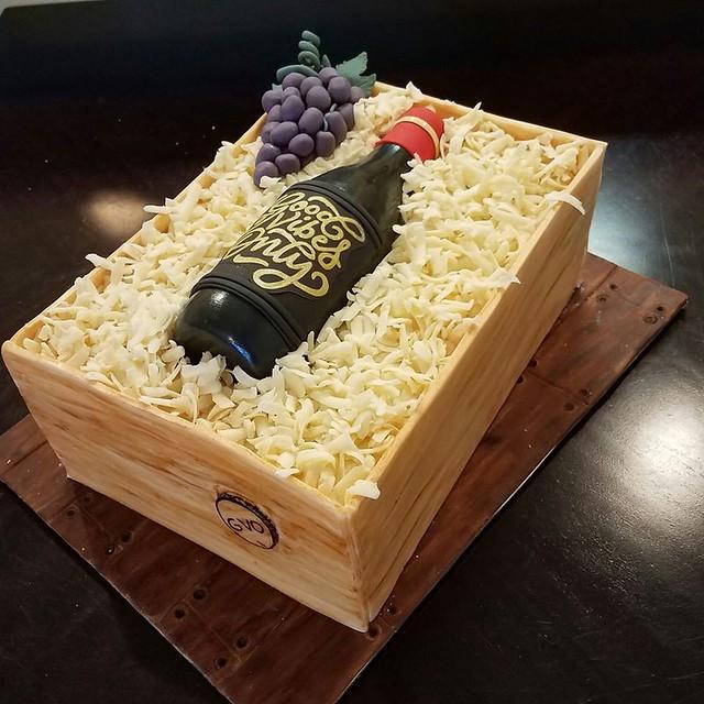 Cake by Lyssa Cakes