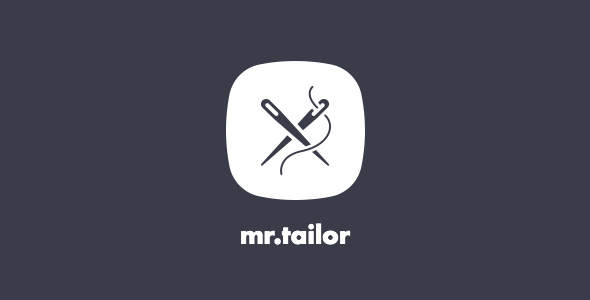 Mr. Tailor v2.4.5 – Responsive WooCommerce Theme