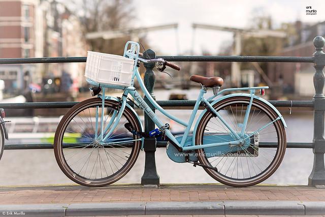 El medio de transporte de Amsterdam