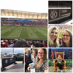 Real Salt Lake Audi Executive Club!!! Great game and great business networking! #audiexecutiveclub #realsaltlake #rslsoccer