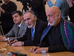 ?.?????? ? ?.??????   Sergey Lavrov & Hamid Karzai