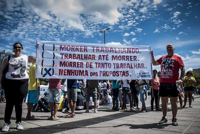 Em BH, 36 categorias já declaram greve para sexta-feira (28)