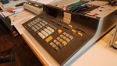 HP9810 Tischrechner