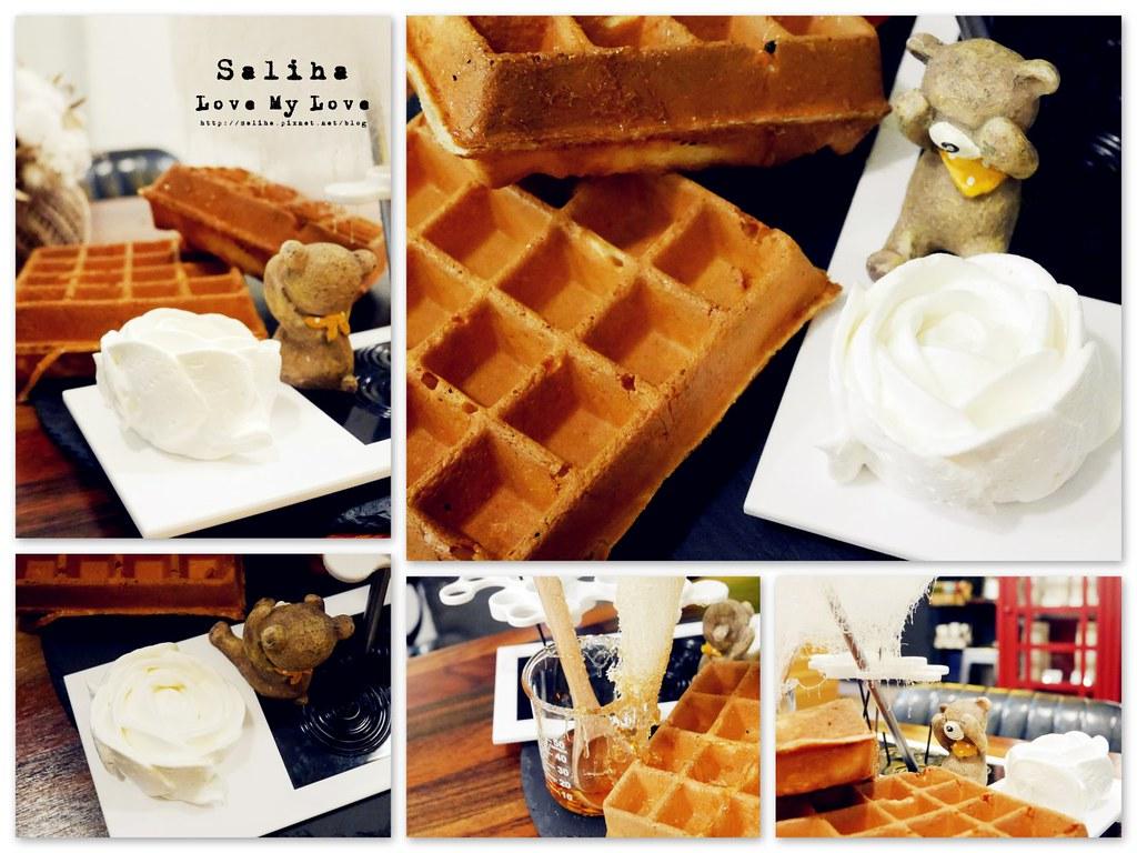 台北小巨蛋站南京三民站附近餐廳咖啡館推薦12 Cafe (2)