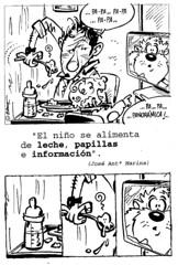 viñeta de Morata