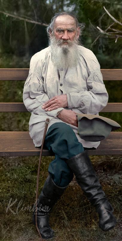 Leo Tolstoy | Лев Толстой