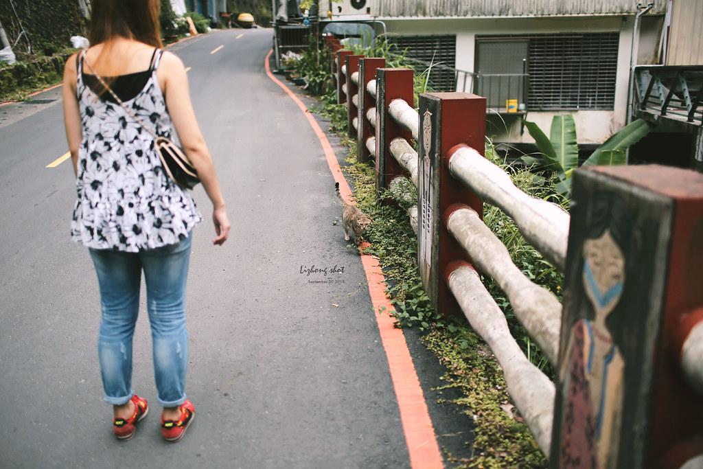 烏來、颱風過後7日