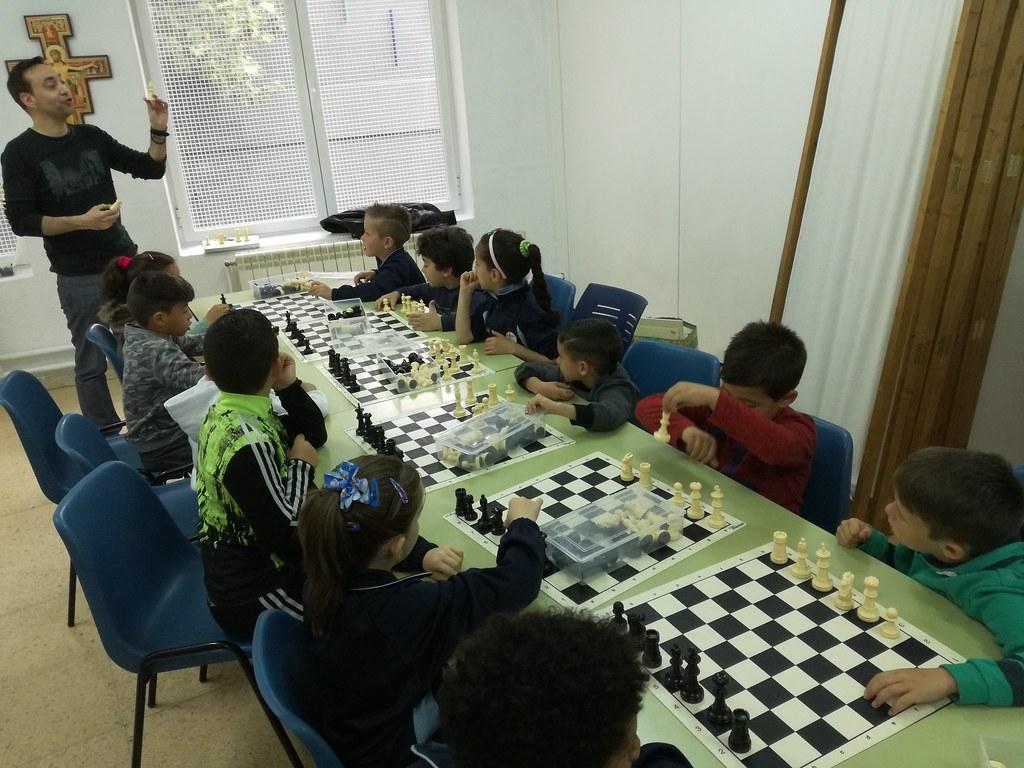 Resultado de imagen de ajedrez colegio diocesano