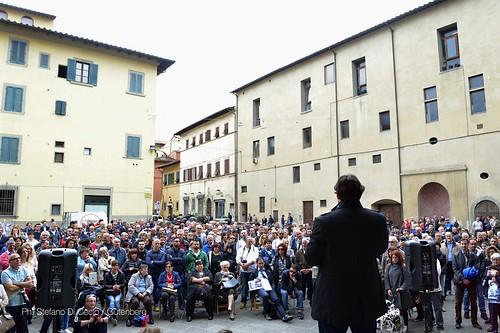 Luigi Di Maio a Pistoia