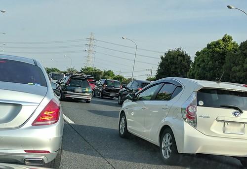 関越道の渋滞