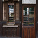 Fare adjustment window, former JR Taisha Station 精算所  出雲大社 旧大社駅 島根 by Anaguma