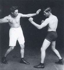 Henri Demlin and Les Darcy