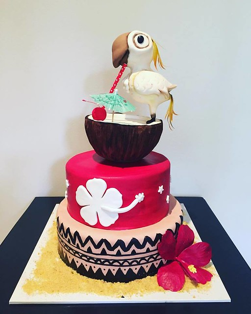 Cake from Cakes By Michelle Camp