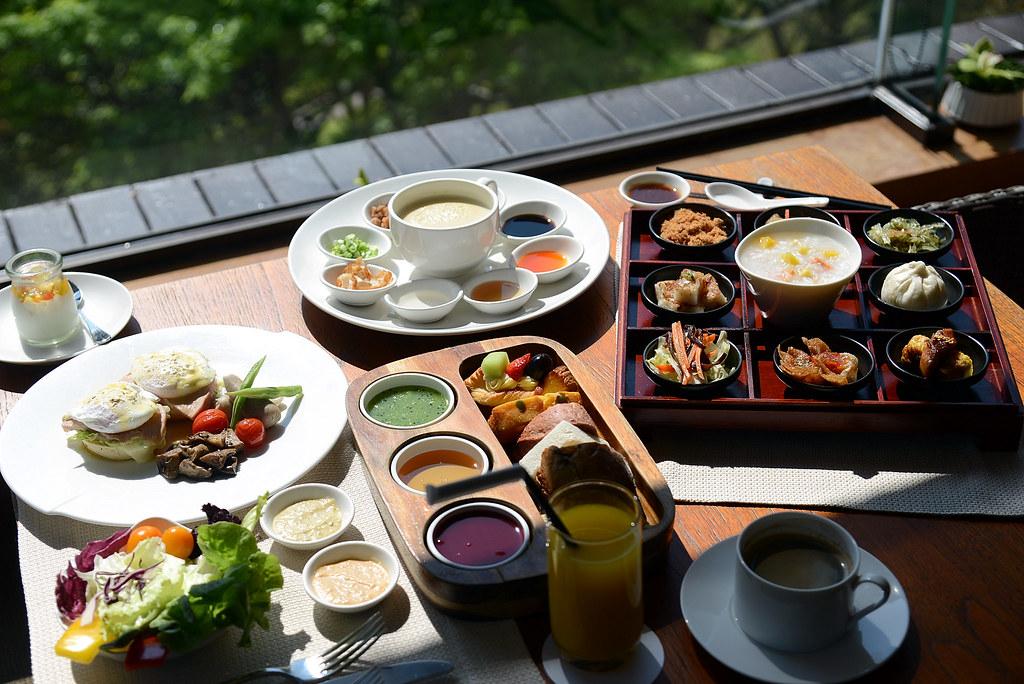 晶英酒店交誼廳 - 中西早餐