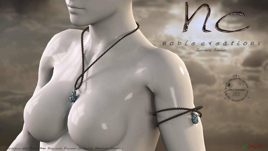 [NC] - Serenity Jewels - Enchantment Hunt Gift - SecondLifeHub.com