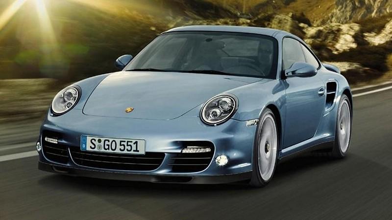 2012 Porsche 997 Turbo S