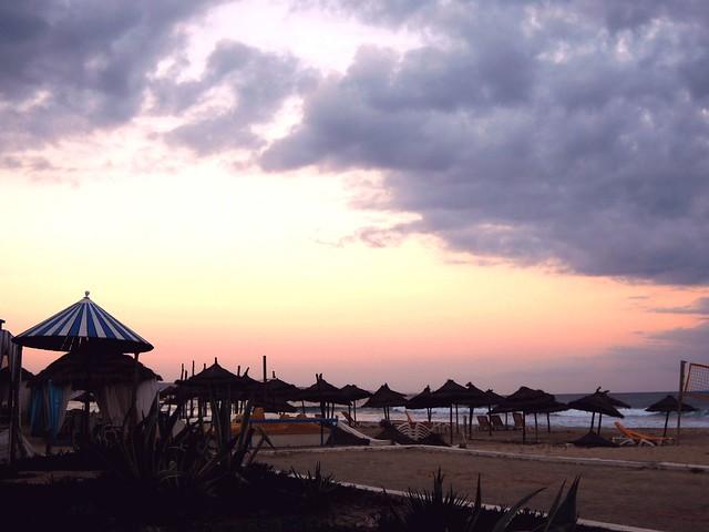 At dusk....., Nikon COOLPIX P310