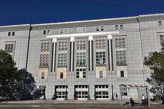 SF Public Library - Main branch facade