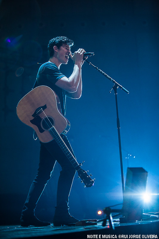 Shawn Mendes - MEO Arena '17