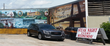 History of St. Charles Parish