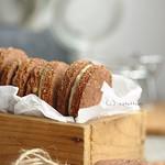 mandulás chiás keksz