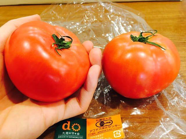有機トマト(熊本県産)